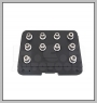 HCB-A2288 BMW WHEEL LOCK SCREW SOCKETキット(10PCS)