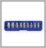9 PCS STAR-E SOCKET SET