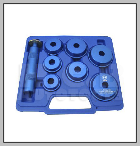 HCB-A1041 8PCSベアリングレース&SEALドライバセット
