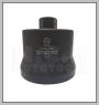 HCB-C1387 IVECOアクスルNUT SOCKET(H36、12ポイント、105mm)