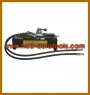 HCB-C3036 DOUBLE HOSE AIR PUMP(3800C.C。)