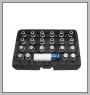 HCB-C2288 VW WHEEL LOCK SCREW SOCKETキット(23PCS)