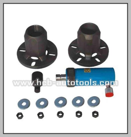 HUB抽出のための圧搾BELL(油圧)