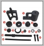 TOYOTA(4WD / PRERUNNER)フロントロアサスペンションアーム抽出/ INSTALLER