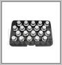 HCB-D2288 PORSCHE WHEEL LOCK SCREW SOCKETキット(20 PCS)