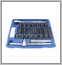 18 PCS IMPACT HEXAGON&TX-STAR WRENCH SET