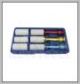 """アルミホイールDEEP IMPACTソケットSET-150MML(DR.1 / 2 \ """"、5PCS)"""