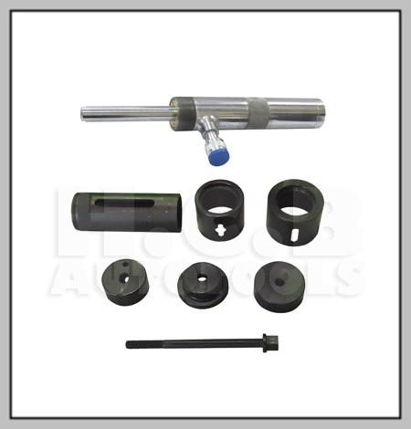HCB-A7013ホンダサブフレームブッシュ取り外しおよび取り付けキット(油圧、3/8 \