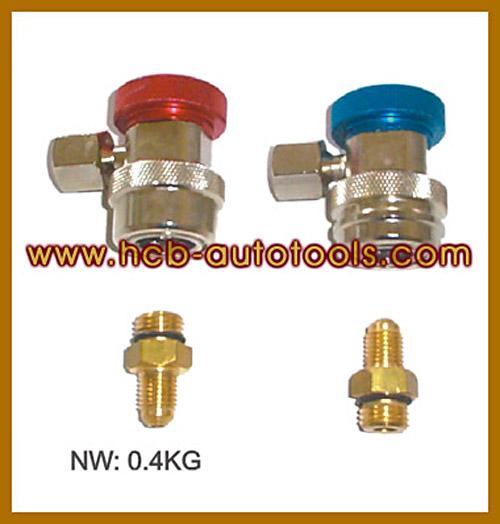 HCB-A5004 R134A LOW&HIGH PRESSUREクイックカップリング